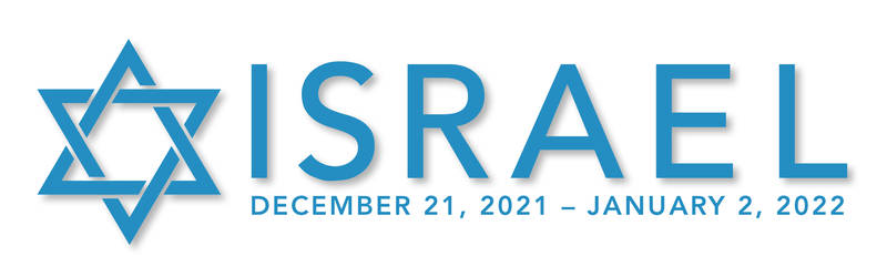 Congregation Kol Ami is going to Israel, December 21, 2021 – January 2, 2022