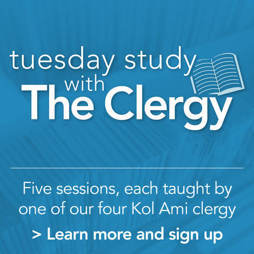 Tuesday Study with the Clergy