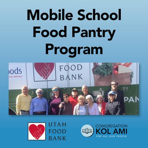 Mobile School Food Pantry Program