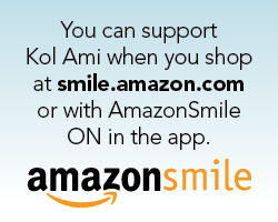 Shop with AmazonSmile and support Congregation Kol Ami