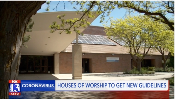 Houses of Worship Get New Guidelines