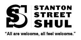 Logo for The Stanton Street Shul