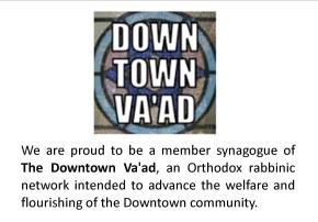 Downtown Va'ad