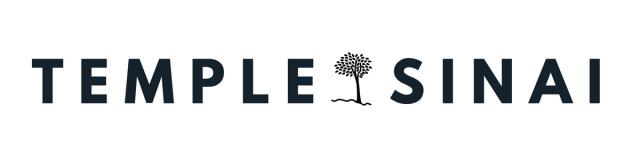 Logo for Temple Sinai