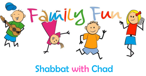 Banner Image for Shabbat with Chad