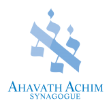 Logo for Ahavath Achim Synagogue