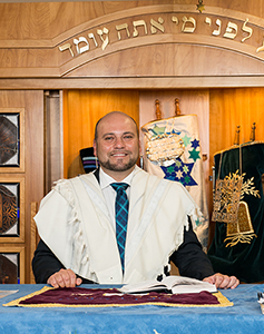 Rabbi David Baum