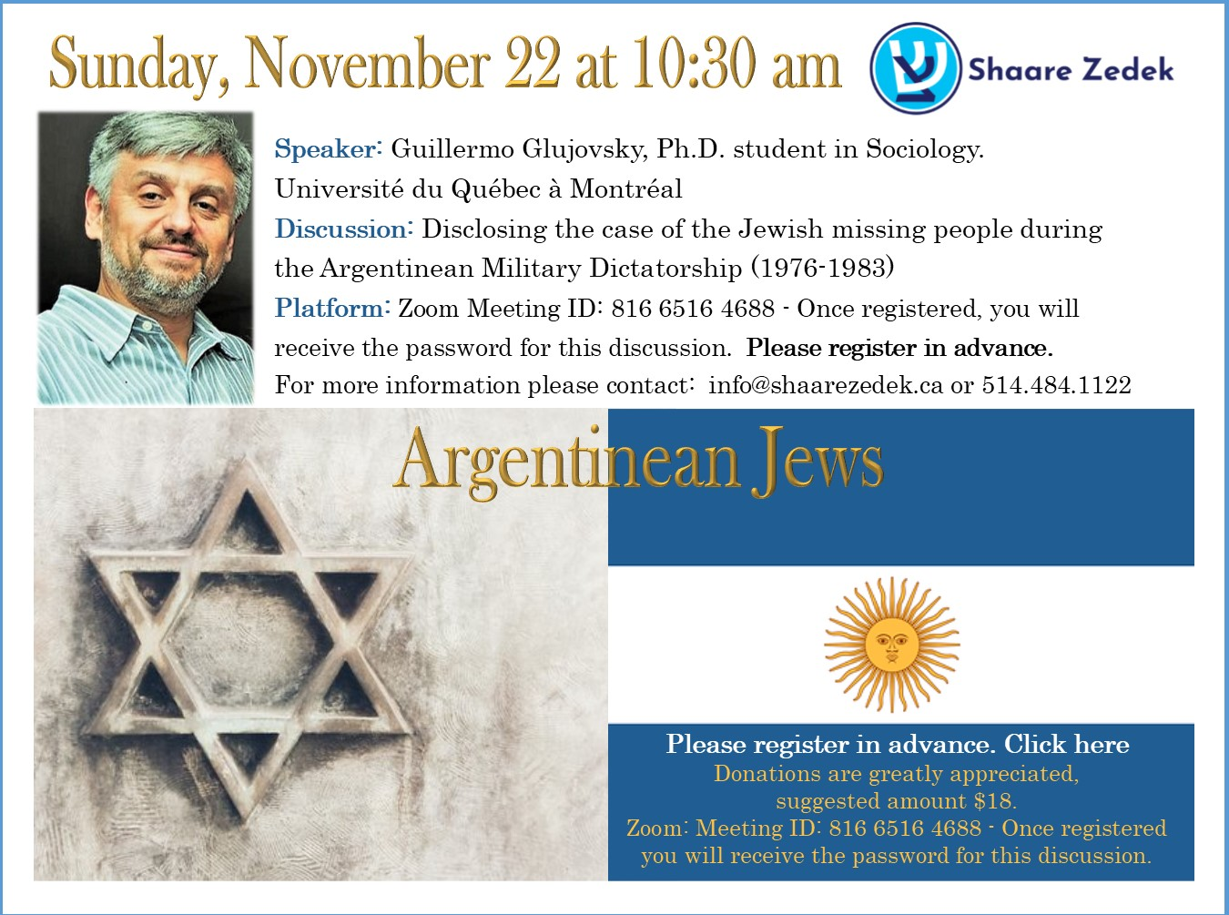 Banner Image for What happened to the missing Argentinean Jews?