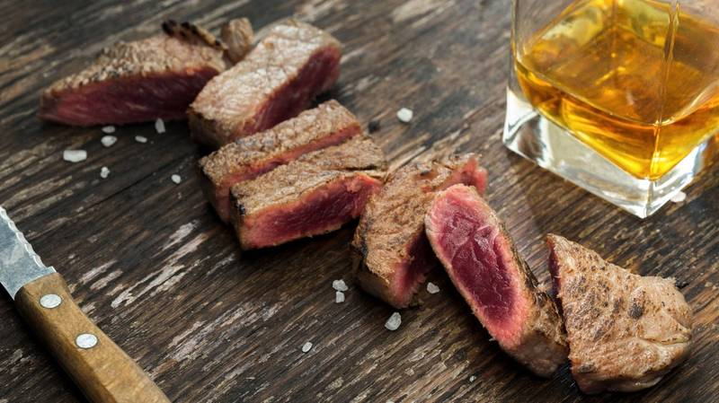 Banner Image for Men's Club: Steak and Scotch Night