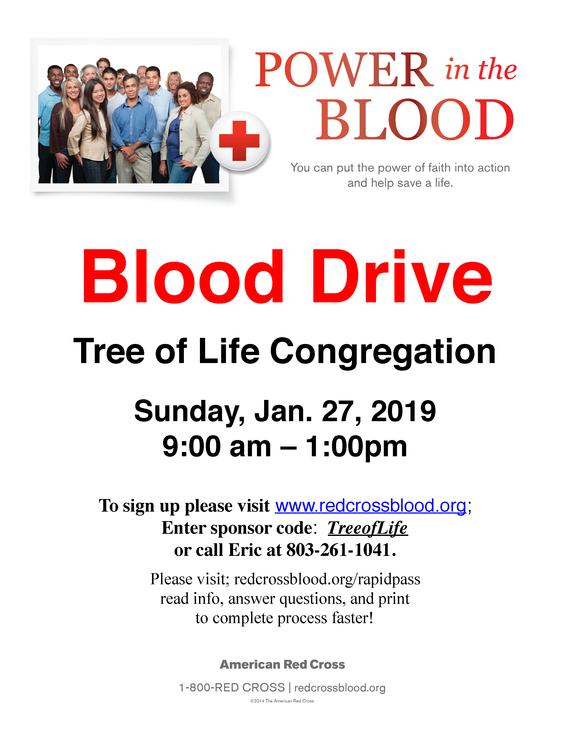 Tol Happening Tree Of Life Congregation