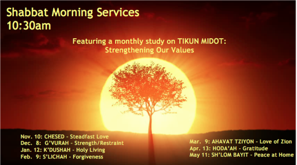 Tol Happening Tree Of Life Congregation