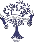 Logo for Tree of Life Congregation (Columbia)
