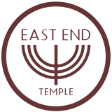 Logo for East End Temple