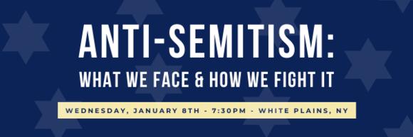 Anti-Semitism Discussion
