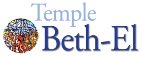 Logo for Temple Beth-El (Richmond)
