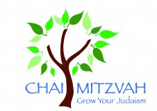 Logo for Chai Mitzvah